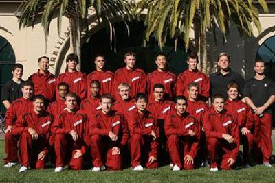 '08-'09 Stanford Men's Gymnastics